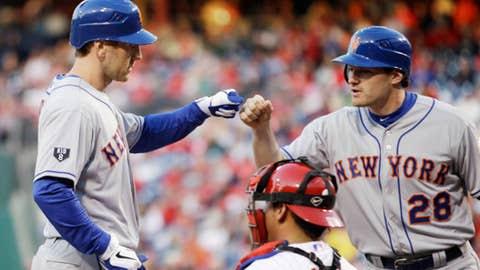Mets meet at home