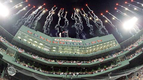 Fenway Park's greatest moments