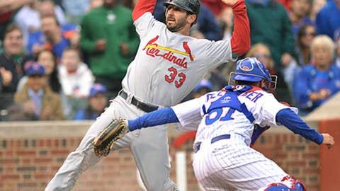 Cardinals score