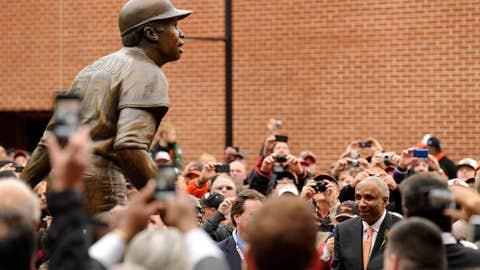 Honoring Frank Robinson