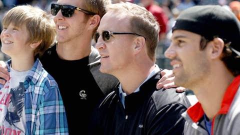 Peyton Manning, Eric Decker