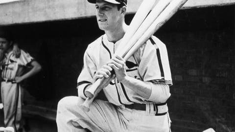 1957 -- Stan Musial