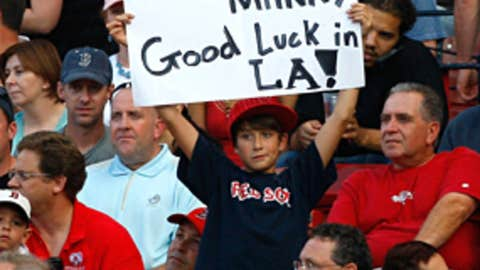 July 25, 2008 — Manny being Manny