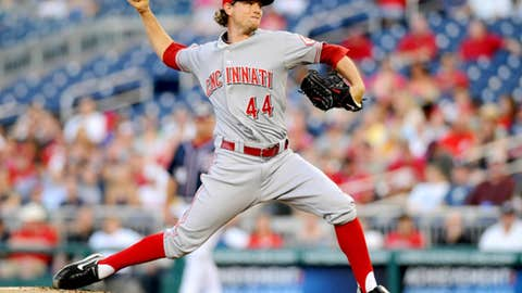 8. Mike Leake, RHP