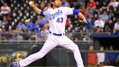 12. Aaron Crow, RHP