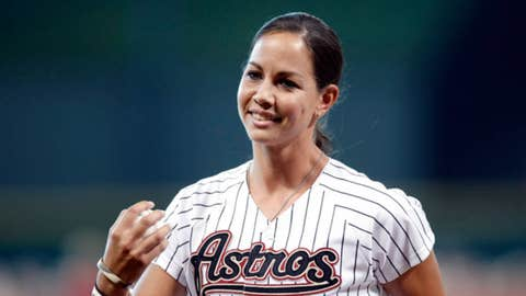 Astros need her!