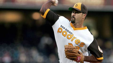 Suppan gets the start