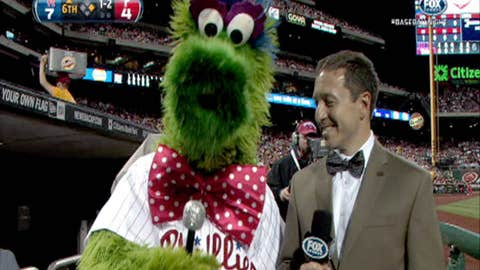 Ken with the Phanatic