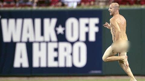 Walk off a hero, indeed