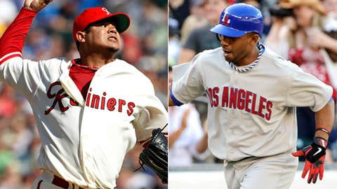 Mariners and Angels