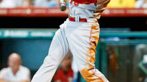 NL first base: Joey Votto, Reds