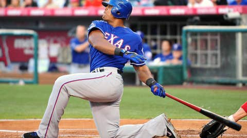 AL third base: Adrian Beltre, Rangers