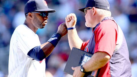 Span and his skipper