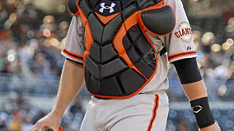 NL catcher: Buster Posey, Giants