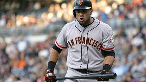 NL outfielder: Melky Cabrera, Giants