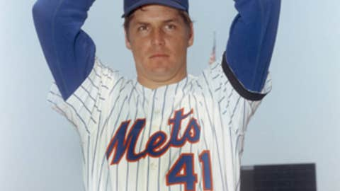 Tom Seaver, Marine Corps. Reserves
