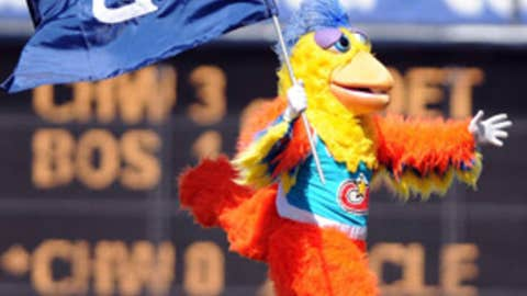 Famous Chicken, San Diego Padres