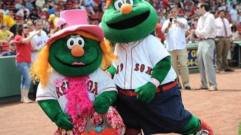Mama Monster, Boston Red Sox