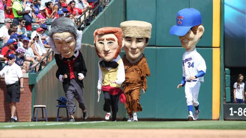 Texas Legends, Rangers