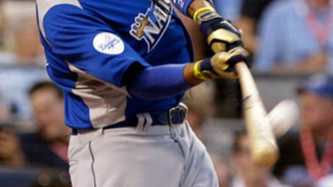 Kemp spared from shutout