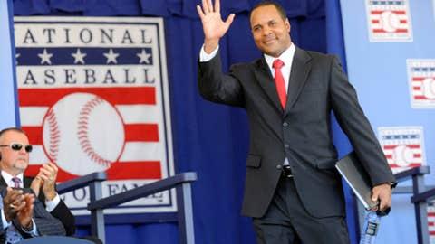 Newest Reds Hall of Famer
