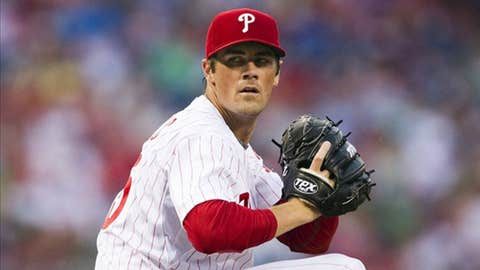 Cole Hamels, Phillies, $24 million per year