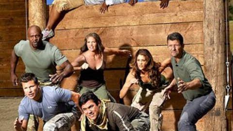 "Laila Ali, Terry Crews, Picabo Steet, Eve Torres, ""Stars Earn Stripes"""
