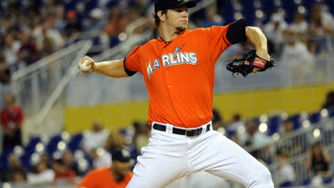 Josh Johnson, Marlins