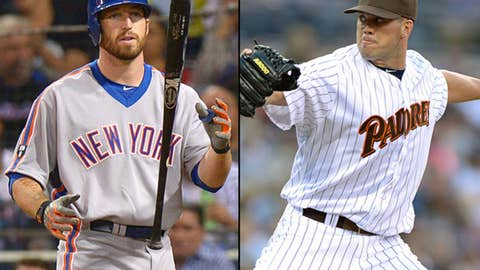 Mets and Padres