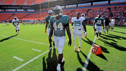 "Miami Dophins, ""Hard Knocks"""