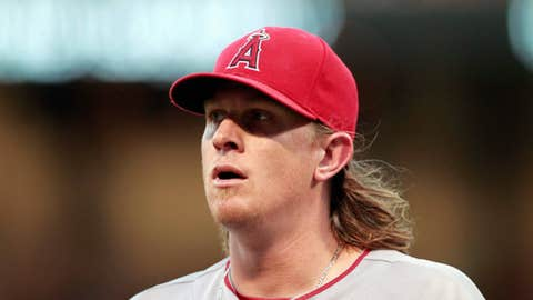 AL: Jered Weaver, Angels