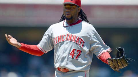 NL: Johnny Cueto, Reds