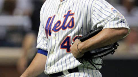 NL: R.A. Dickey, Mets