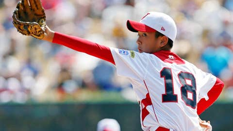 Japan win no stretch