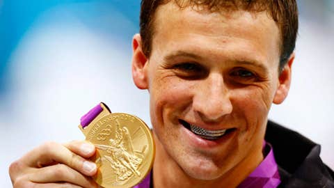 "Ryan Lochte, ""What Would Ryan Lochte Do?"""