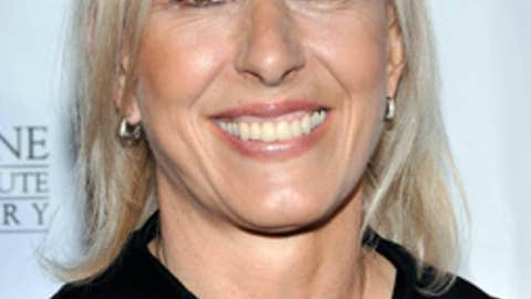 "Martina Navratilova, ""Dancing With the Stars"""