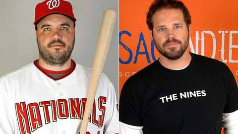 Nick Johnson and David Denman