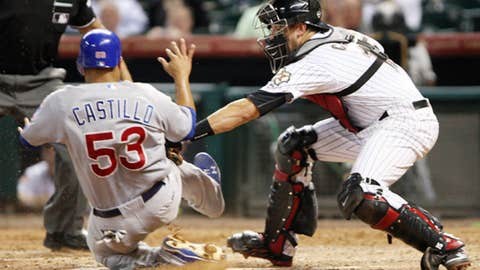 Battle of the catchers