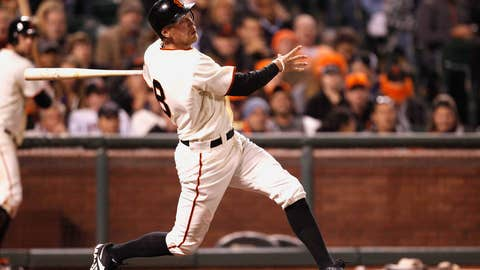 July 10 - Giants rack up 22 hits at home