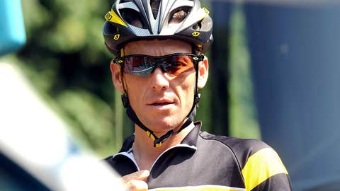 2002 -- Lance Armstrong