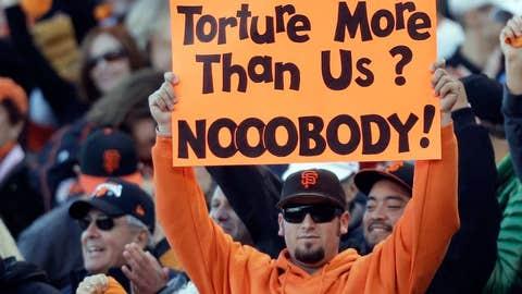 Giants fan's lament