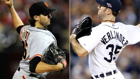 Barry Zito vs. Justin Verlander