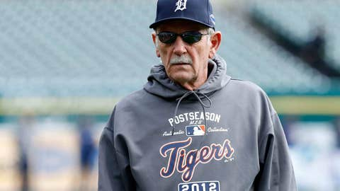 Jim Leyland vs. NL Rules