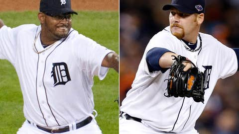 Jose Valverde vs. Phil Coke