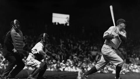 Babe Ruth — 1926 & 1928 World Series