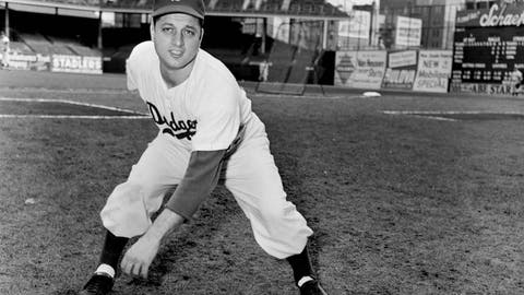 Tommy Lasorda, Army