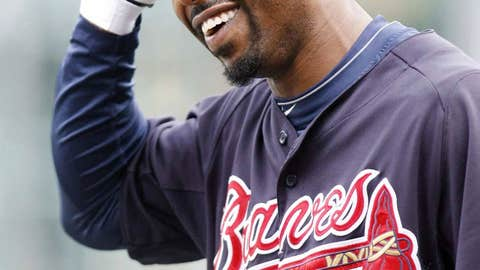 Michael Bourn to Indians