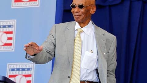 Ernie Banks, 82