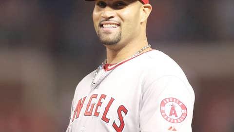 Dominican Republic: Albert Pujols, MLB
