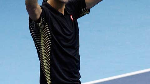 Serbia: Novak Djokovic, Tennis